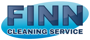 Finn Cleaning Service Logo Menu